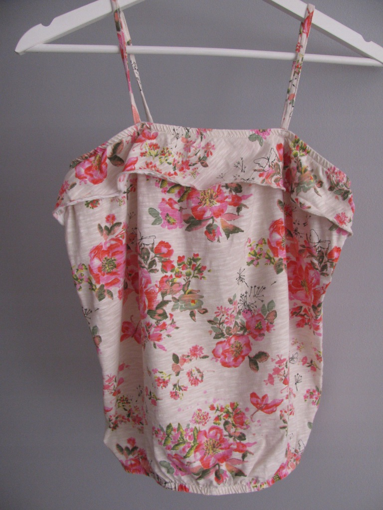 12 lat śliczna bawełniana bluzka na lato * Next