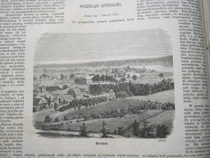 Birsztany Szokalski Kossak Lwów Felix Łojko -1879r