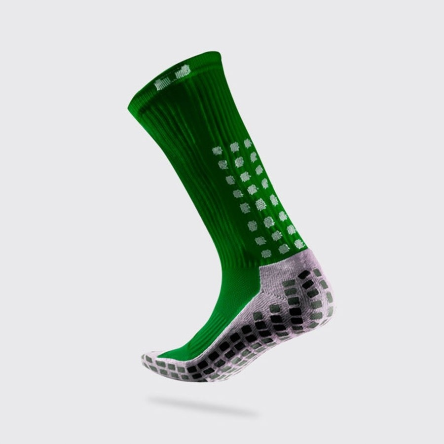 Skarpety piłkarskie Trusox Thin 39-43,5 zielony /T