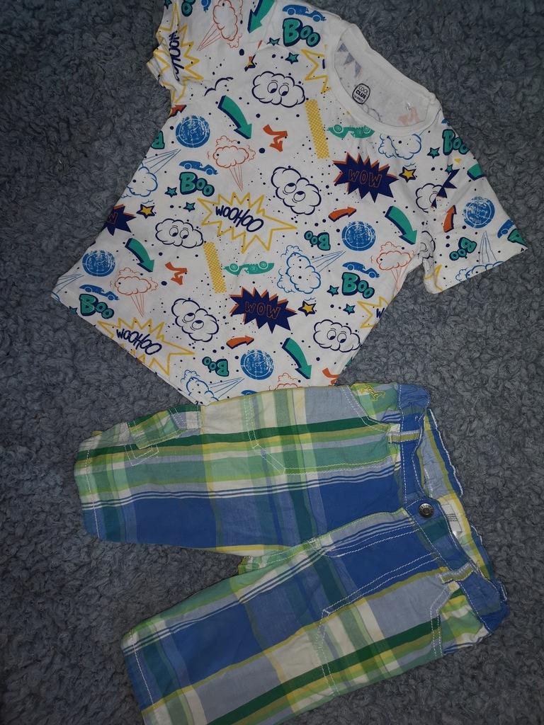 koszulka cool club spodnie c&a 110