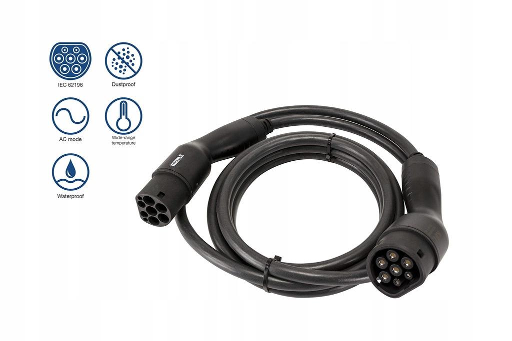 MAHLE MX 485 typ 2 kabel do ładowania 32A 22KW