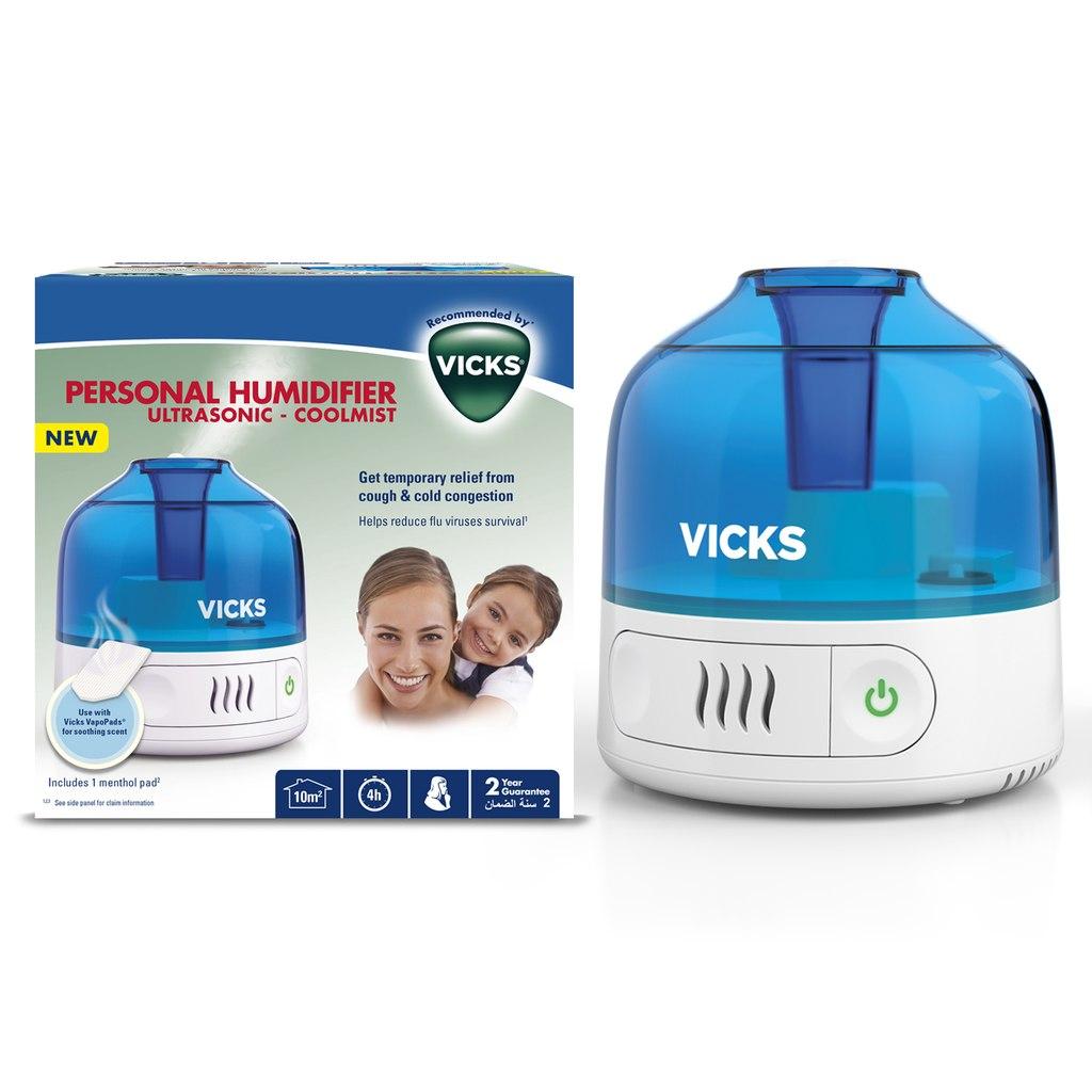 Vicks VUL 505 Ultradźwiękowy, osobisty nawilżacz p