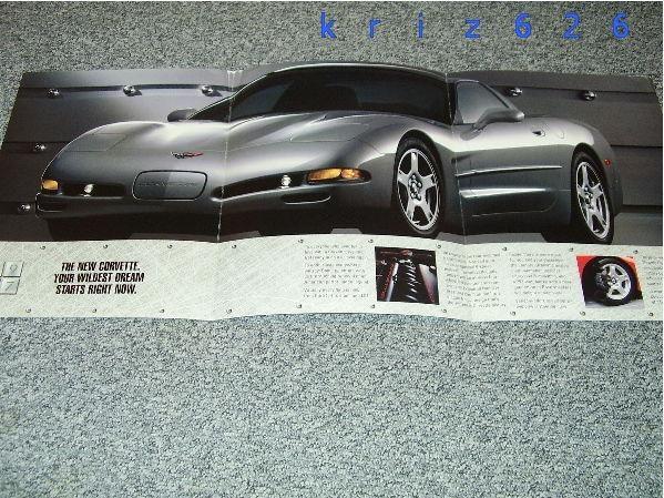 Chevrolet Corvette - 1996 - USA