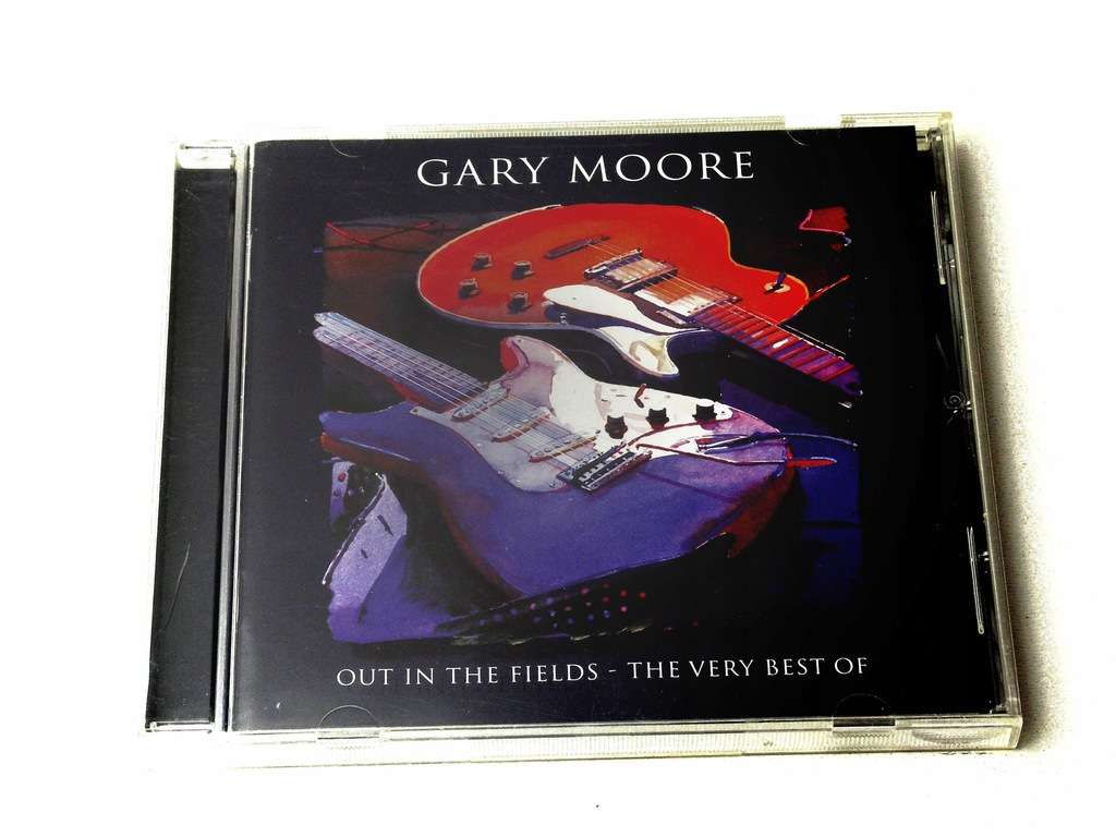 GARY MOORE - OUT IN THE FIELDS - THE VERY BEST OF