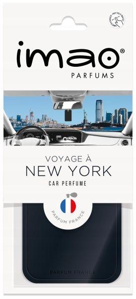 Zapach samochodowy Scentway Imao New York