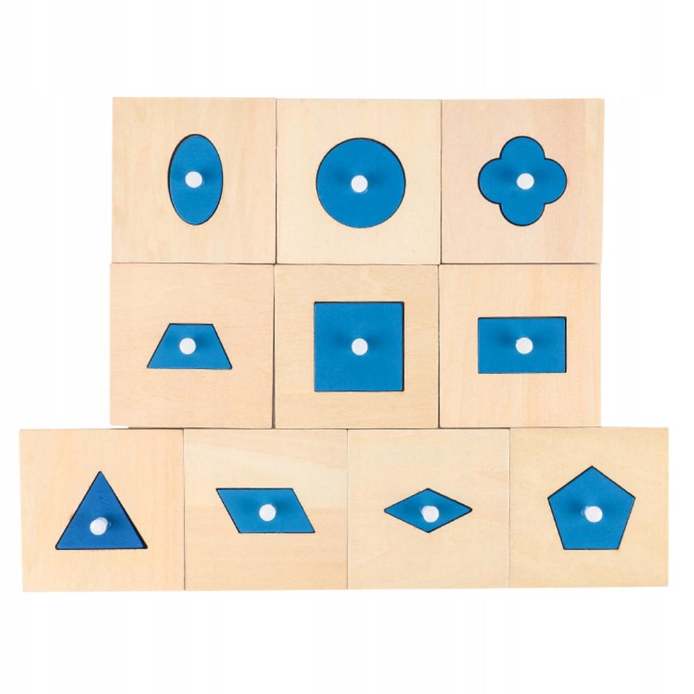 10 sztuk geometria deski do domu dla dzieci