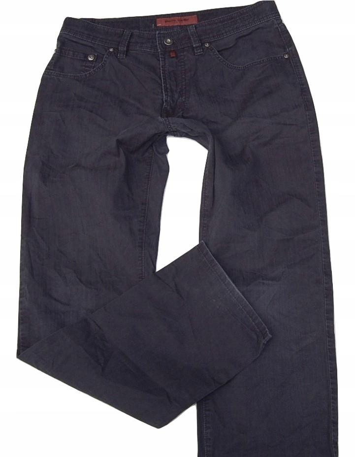 9w41 jeansy PIERRE CARDIN DEAUVILLE 32/30 pas 82