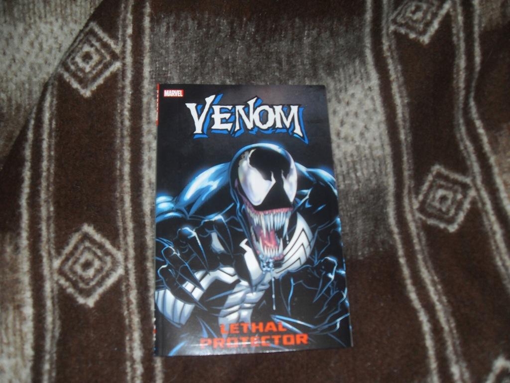 Venom Lethal Protector TPB