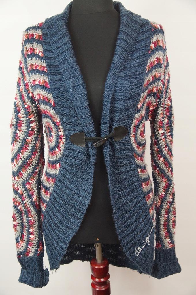 Sweterek / tunika damska DESIGUAL Rozmiar: M