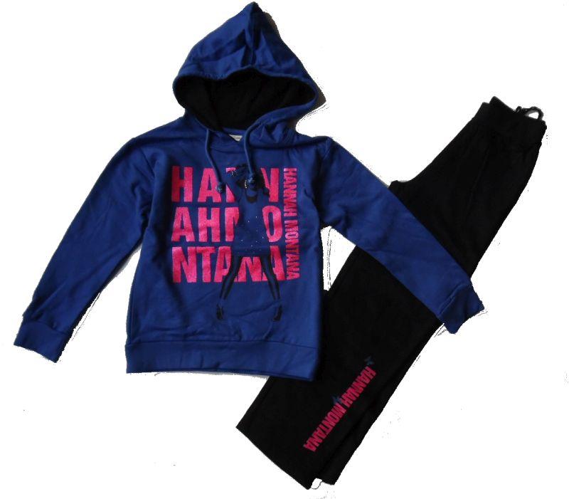 L9200 Disney Hannah Montana DRES bluza+spodnie 140