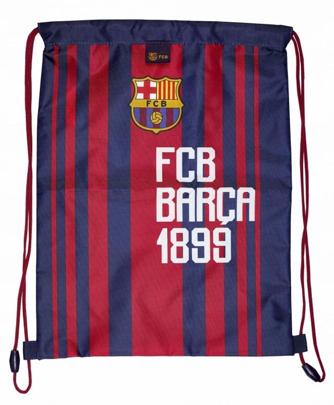 WOREK SZKOLNY NA OBUWIE FC-184 BARCELONA BARCA FAN