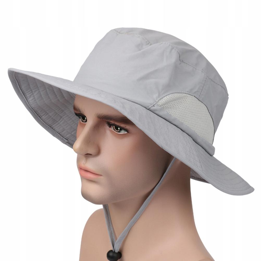 Outdoor Sun Hat z szerokim rondem Szybkoschnąca oc