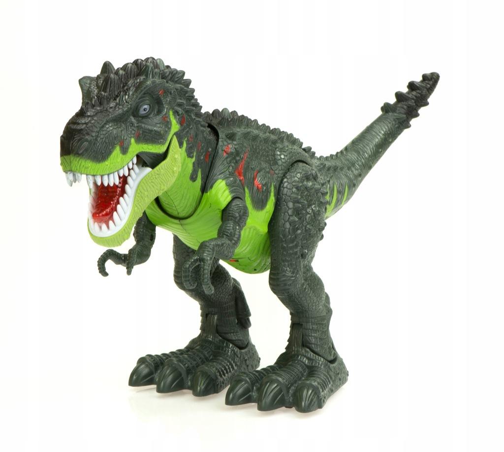 Dinozaur T-REX elektroniczny porusza się, wydaje d