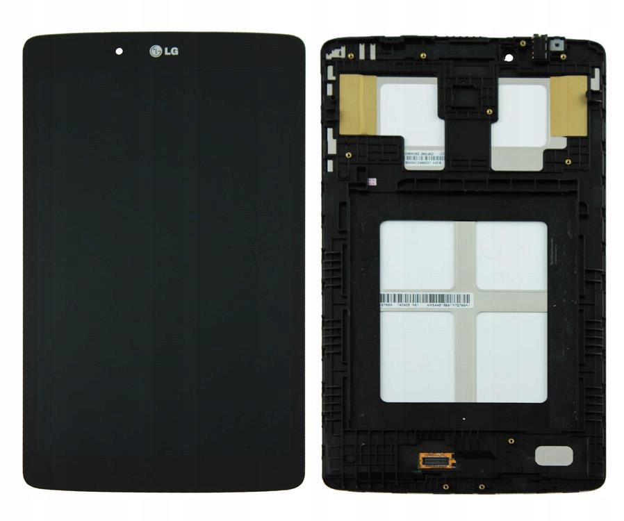 ORG. WYŚWIETLACZ LCD EKRAN RAMKA LG G Pad 8.0 LTE