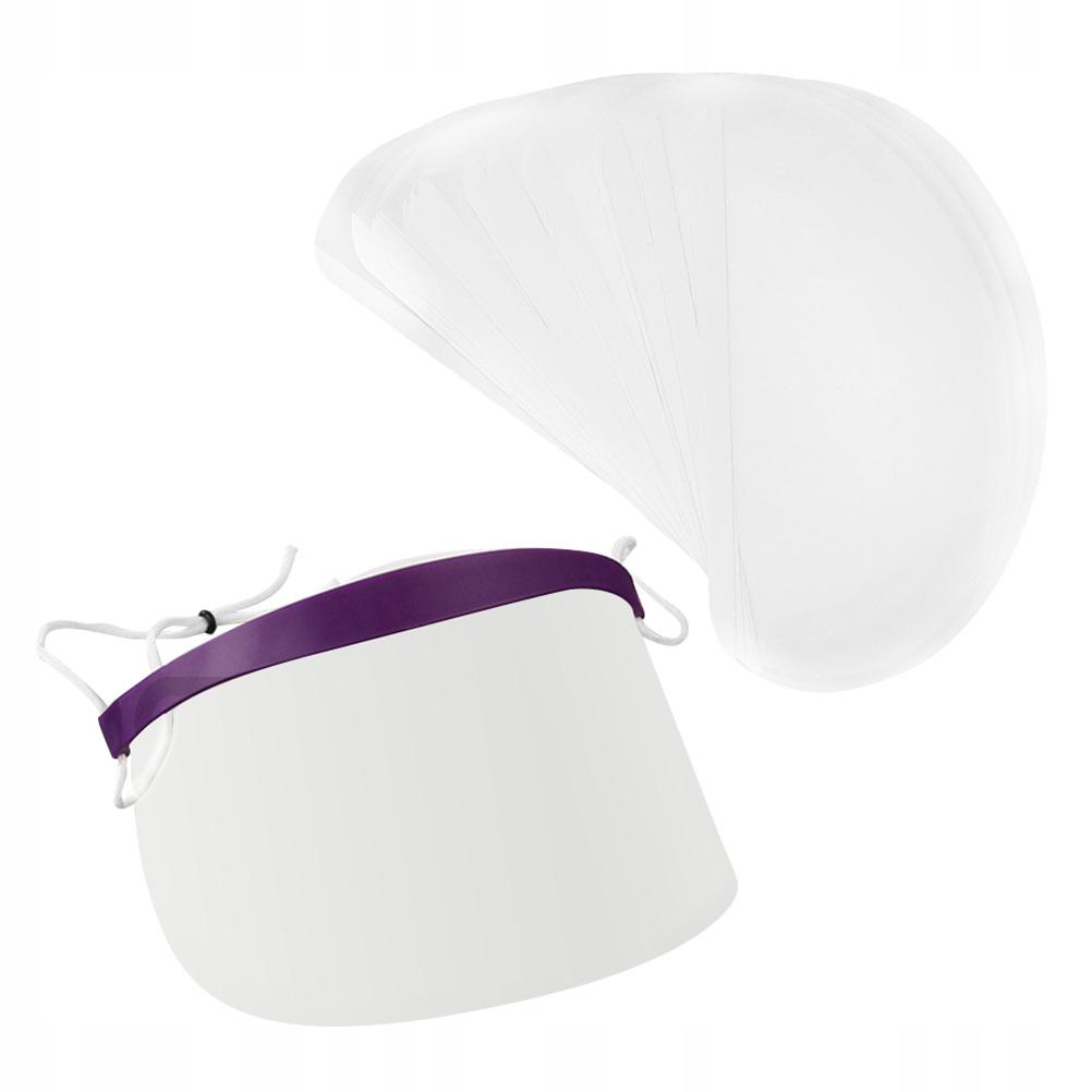 50szt Jednorazowe maski ochronne na twarz produkty