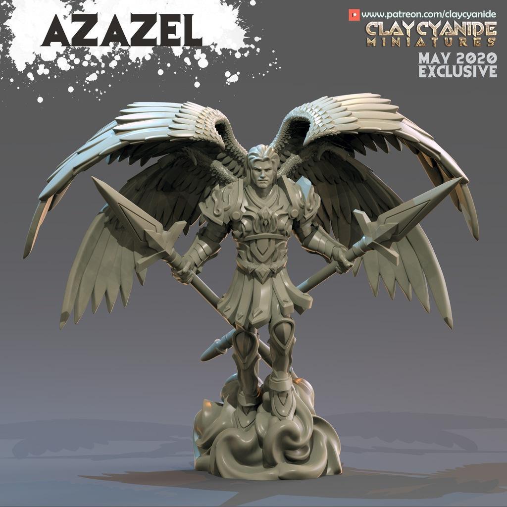 Azazel Angel