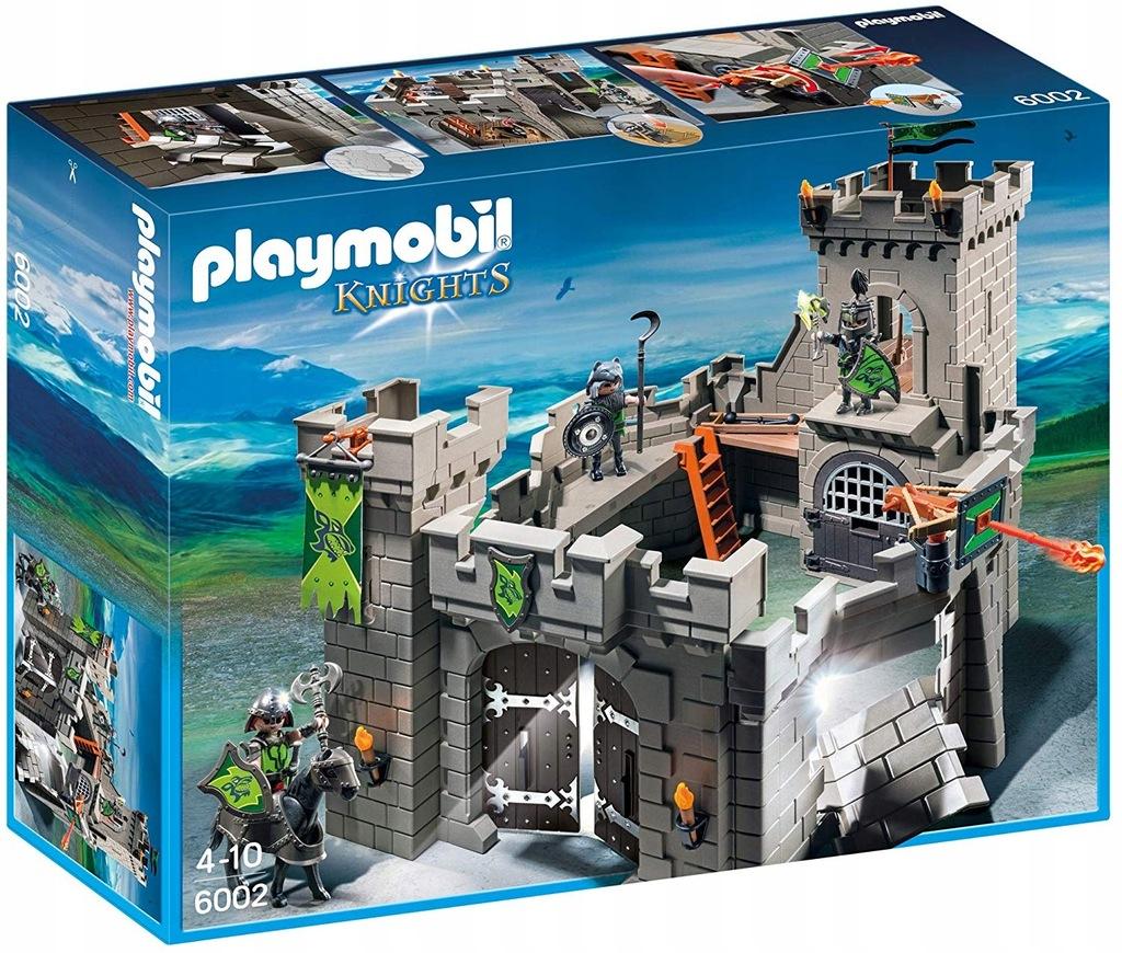 PLAYMOBIL KLOCKI LEGO FIGURKI ZAMEK ZABAWKI 88317