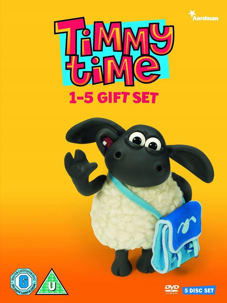 TIMMY TIME 15 GIFT SET (TIMMY I PRZYJACIELE) (BBC)