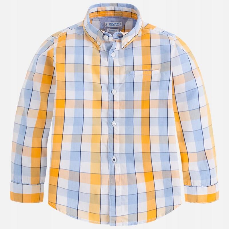 Wyprzedaż Mayoral koszula chłopiec 3166 r.134