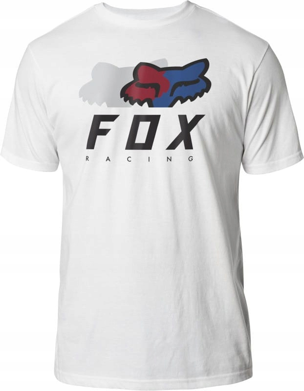 T-SHIRT FOX CHROMATIC PREMIUM OPTICAL WHITE M