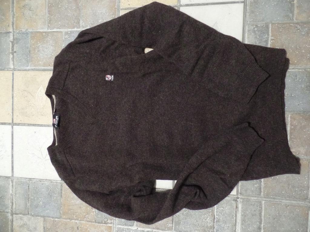 Sweter wełniany US Polo Assn, L/XL