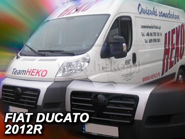 Osłona zimowa FIAT DUCATO 2006-2014r.(gen.III)