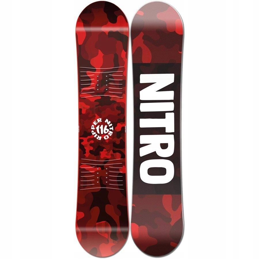 Snowboard NITRO Ripper Kids 2021 z 1050PLN 116