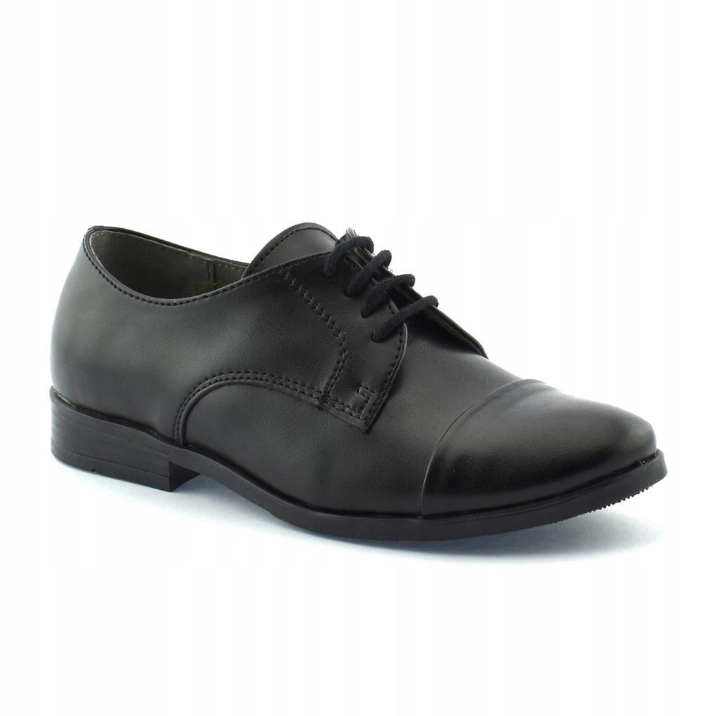 Buty komunijne dla dzieci Kornecki 2449 r.32