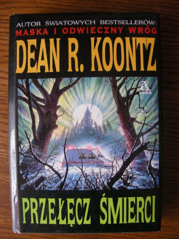Przełęcz śmierci - Dean Koontz