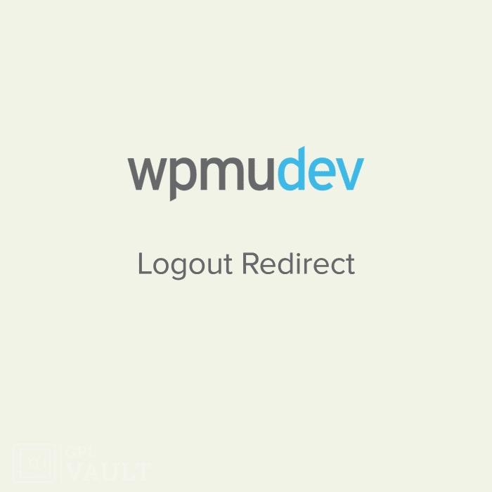 Wtyczka WordPress WPMU DEV Logout Redirect
