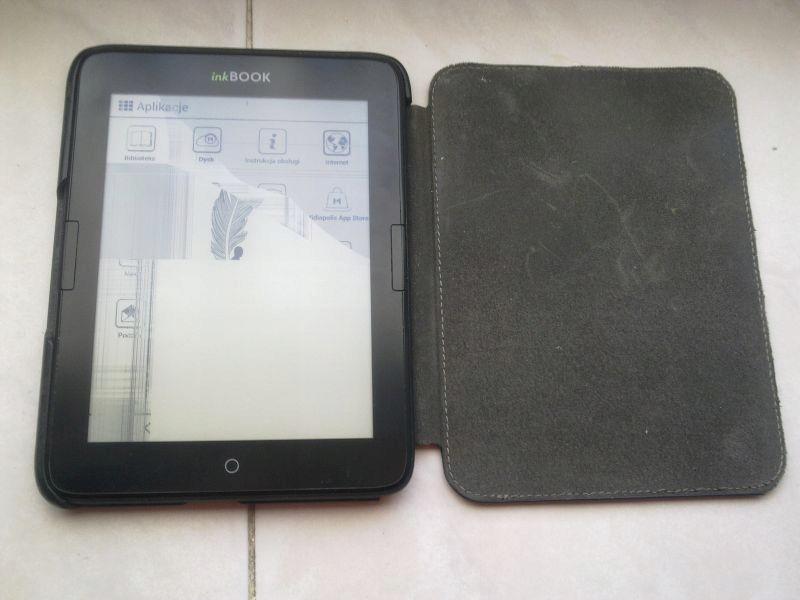 InkBook Obsidian - uszkodzony