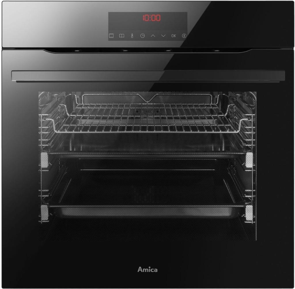 Piekarnik AMICA ED57687BA+ X-Type WiFi