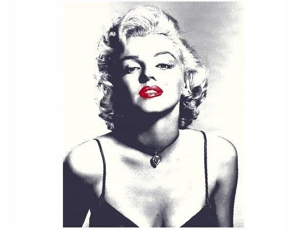 40x50cm Obraz druk Portret Marilyn Monroe obraz dr