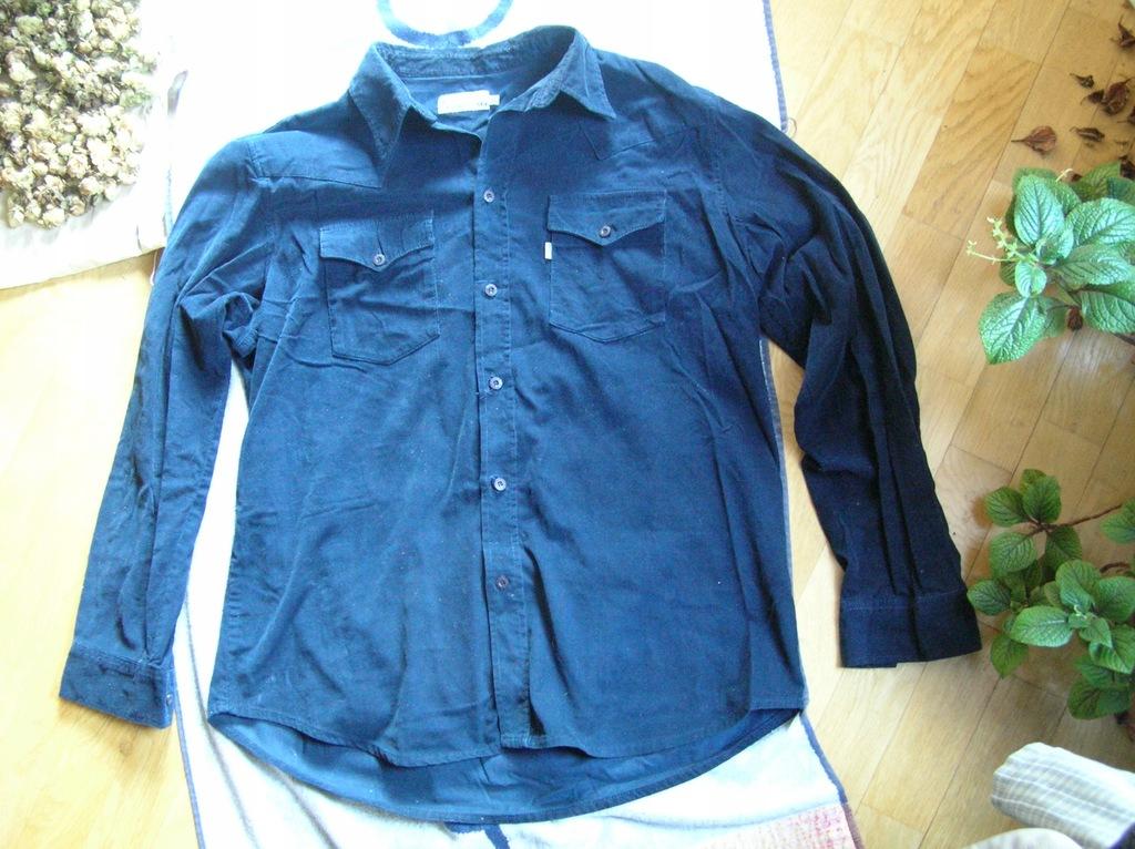 Koszula sztruksowa BIG STAR L/XL j. lee wrangler