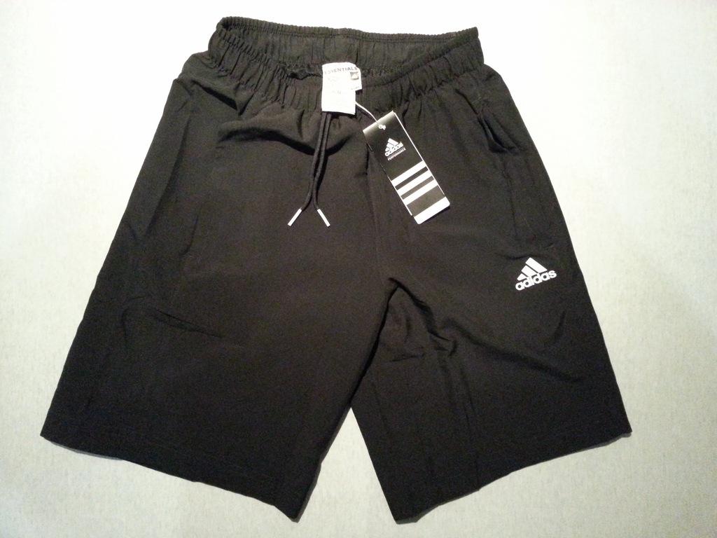 Adidas szorty XS - ess wv short S17592 nowe