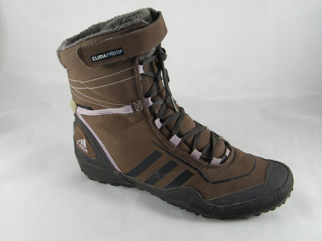 Buty trekkingowe Buty Adidas Libria Winter Boot CP PL W