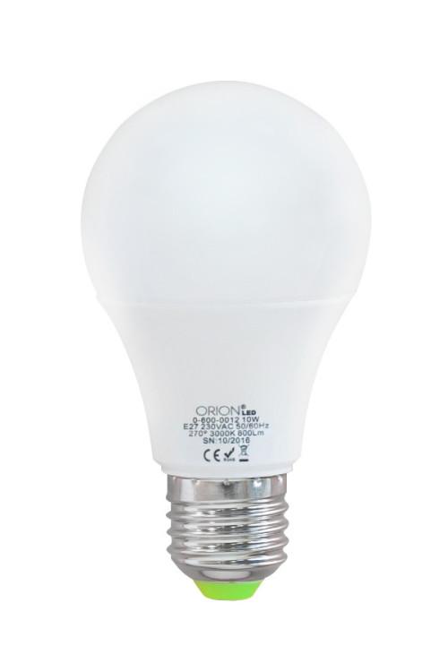 ŻARóWKA LED 10W E27 800LM