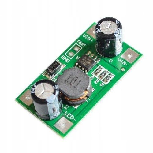 Sterownik LED 3W 5-35V 700mA PWM Step-down