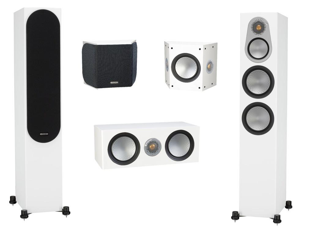 Monitor Audio SILVER 300 + FX + C150 GwPL Lubin
