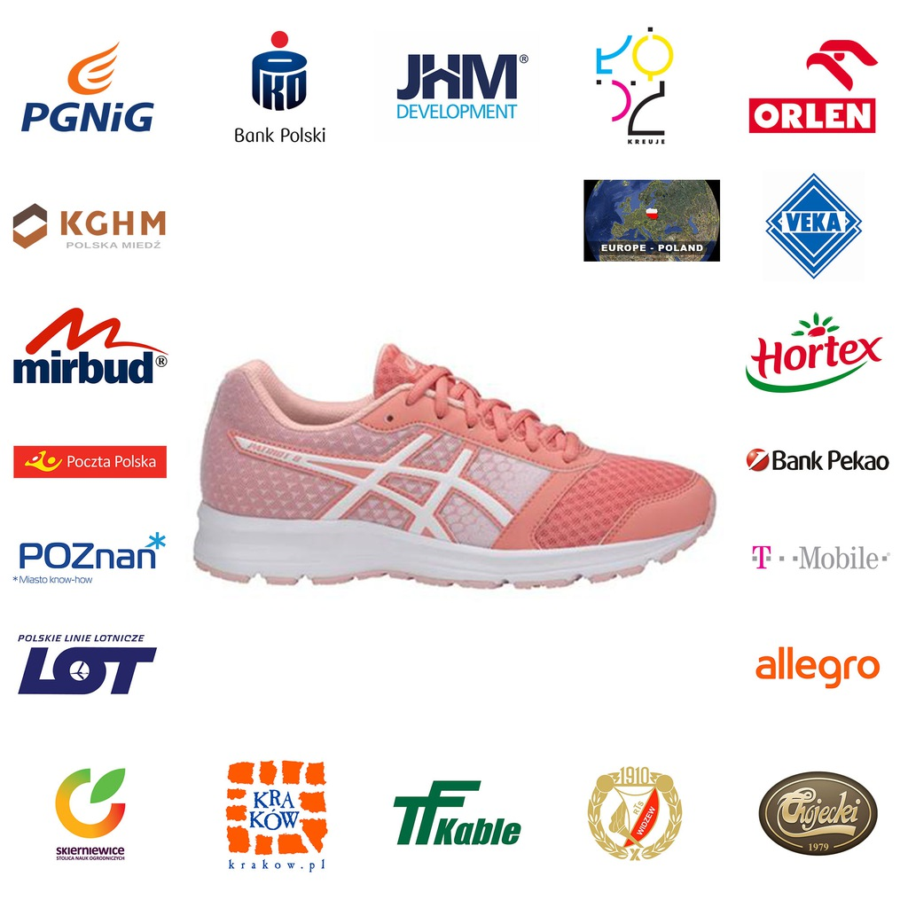 Buty biegowe damskie Asics Patriot 9 39,5