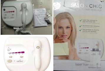 DEPILATOR Laserowy 5 Pr__RIO Salon CHIC LUKSUSOWY