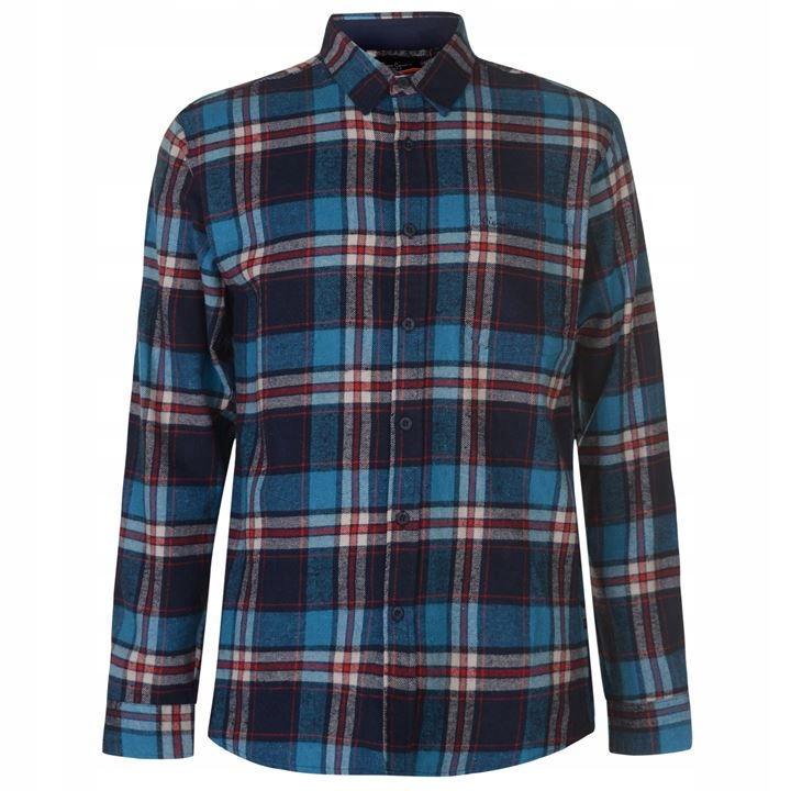 Pierre Cardin koszula flanelowa Rozmiar XL