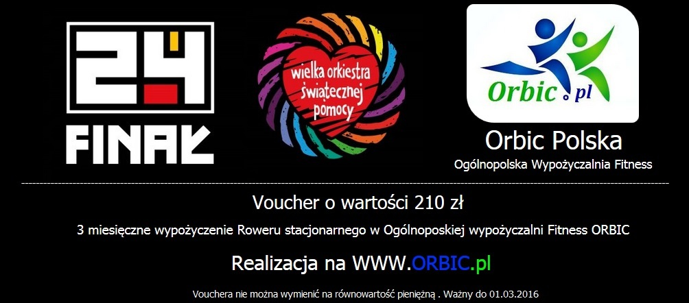 Rower stacjonarny z Orbic.pl/3 m-ce wypożyczenia