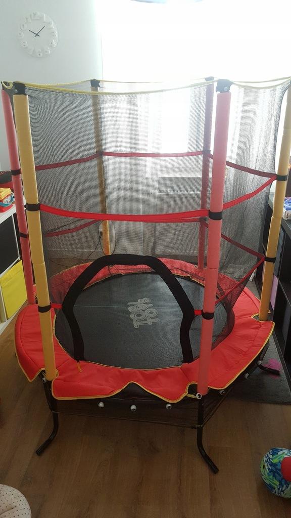 Trampolina Dla Dzieci Do Domu Lub Ogrodu 8454807543 Oficjalne Archiwum Allegro