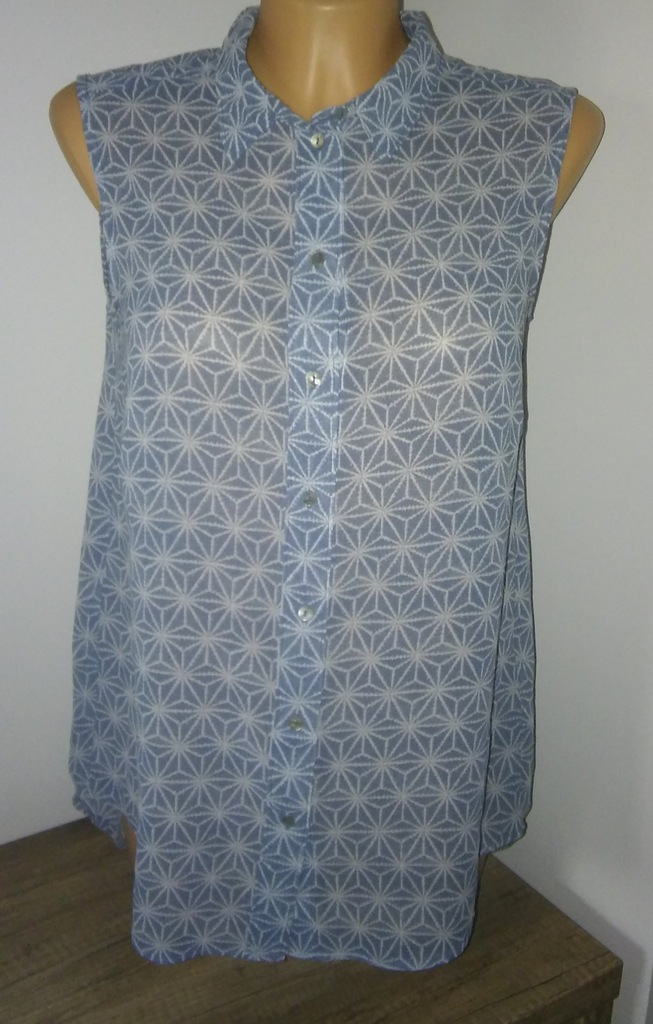 Bluzka koszulowa H&M rozmiar 34 stan idealny