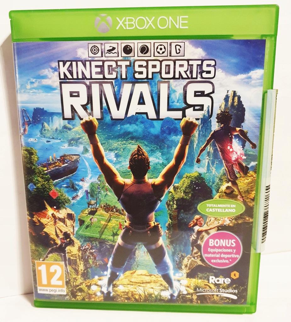 Kinect Sports Rivals 9487585945 Oficjalne Archiwum Allegro