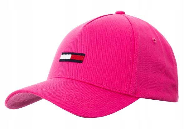 Damska czapka z daszkiem Tommy Hilfiger