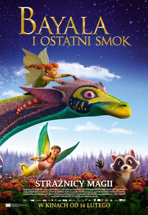 Bayala I ostatni smok (DVD)