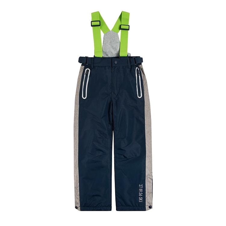 COOL CLUB świetne spodnie narciarskie 134 % SMYK