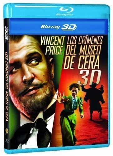 Gabinet Figur Woskowych Blu-Ray 3D Ang. Wer.
